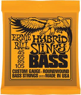 Cuerdas Ernie Ball Para Bajo 2833