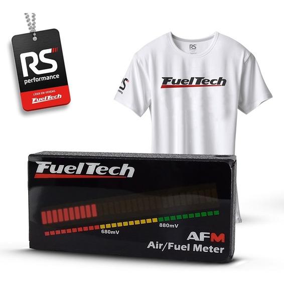 Hallmeter Fueltech Digital Air Fuel Meter + Brindes