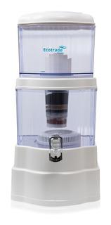 Filtro Purificador Agua Ecotrade Filters 21 Litros