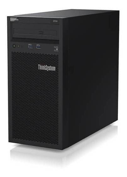 Servidor Intel Lenovo St50 Xeon E-2174g 64gb De Ram, 1tb Hd