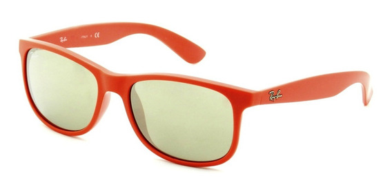 Ray Ban Rb4202 6155/5a 55 Andy - Lente 55mm