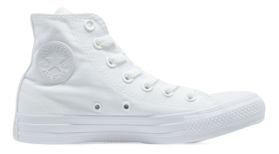 Tênis Converse Chuck Taylor All Star Branco Total Original