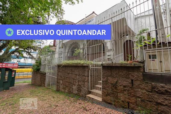 Casa Mobiliada Com 4 Dormitórios E 1 Garagem - Id: 892985189 - 285189
