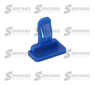 Clip Fender Paragolpe Toyota Hilux 2005-2015