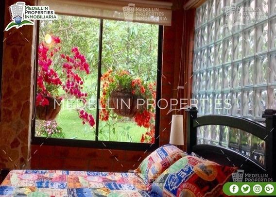 Casa Finca Amoblada En Guarne Cod: 5052
