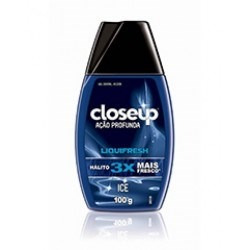 Gel Dental Closeup Liquid Fresh 100g