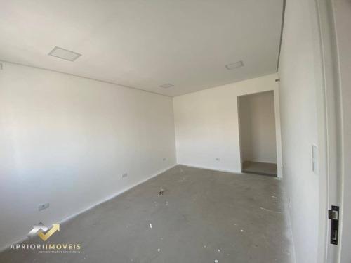 Sala Para Alugar, 31 M² Por R$ 900/mês - Centro - Santo André/sp - Sa0147