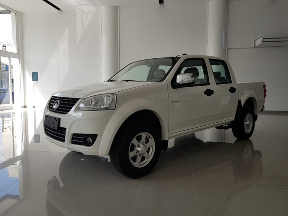Great Wall Wingle 5 2.0 Tdi Dc 2wd Luxe 2019