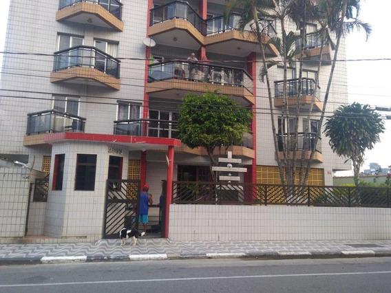 Apartamento Com 3 Dormitórios À Venda, 90 M² Por R$ 260.000 - Jardim Marina - Mongaguá/sp - Ap0001