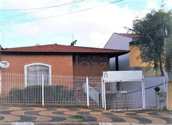 Casa Comercial Com Frente Para Av. Marechal Rondon - Ca6085