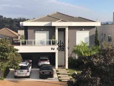 Casa Com 4 Suítes À Venda, 400 M² No Residencial Genesis 1 - Alphaville - Sp - Ca0270