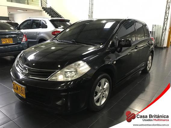 Nissan Tiida 1800cc Automatico 4x2 Gasolina