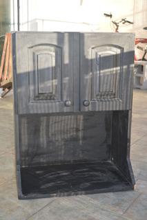 Alacena Madera Mueble Organizador Cocina Despensero 80x60 Cm