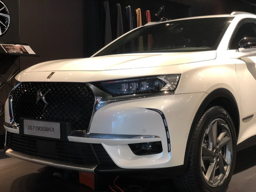 Ds Ds7 Crossback Hdi 180 Automatic So Chic 0km - Ds Store
