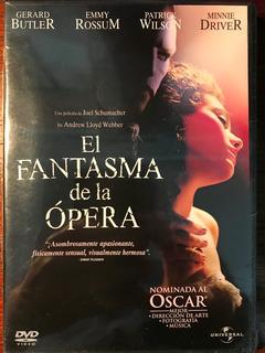 Dvd El Fantasma De La Opera / Phantom Of The Opera (2004)