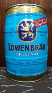 Lowenbrau - Cerveza Importada - Barril 5 Litros