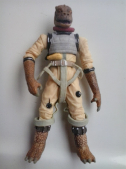 Boneco Star Wars Bossk - Hasbro 2007 Tamanho Gi Joe