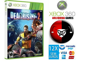 Dead Rising 2 Off The Record Xbox360 Original Usado