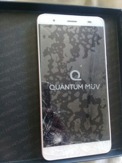 Smartphone Quantum Muv, Defeito