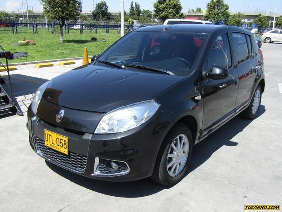 Renault Sandero Dynamique Mt 1.6