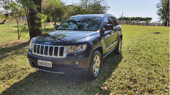 Jeep Grand Cherokee 3.6 Limited 2012 Mais Nova Do Brasil