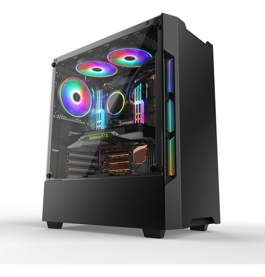 Pc Gamer Neologic Nli81730 Ryzen 5 3600 8gb Gtx 1660ti 1tb