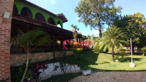 Imagem 1 de 25 de Chácara Com 7 Dormitórios À Venda, 10000 M² Por R$ 1.080.000,00 - Nossa Senhora De Fátima  - Tietê/sp - Ch0056