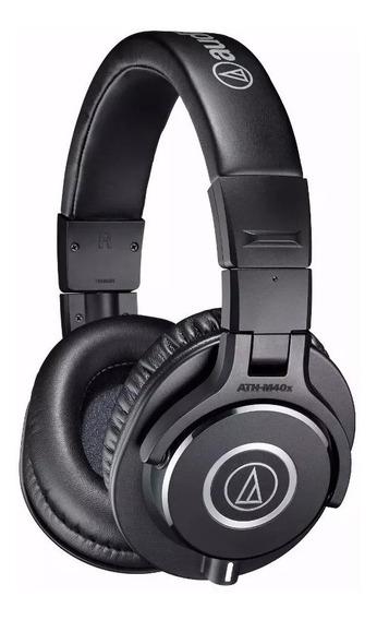 Udio Technica Ath-m40x Fone Estúdio Headphone - Promoção!
