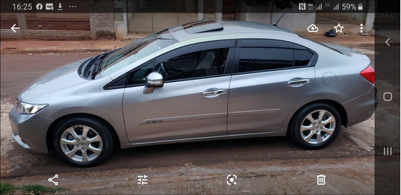 Honda Civic 2014 2.0 Exr Flex Aut. 4p