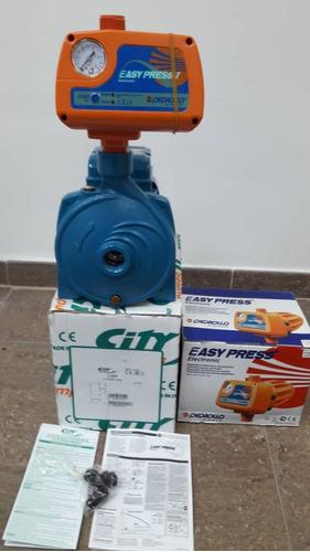 Bomba City Pedrollo 1 Hp Y Easy Press 110 V Combo