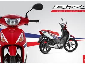 Honda Biz 125 Gp Edicion Limitada Okm 2016