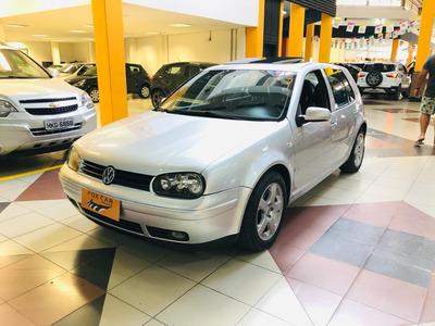 Volkswagen Golf Comforline 2.0 Automático Ano 2004 (3998)