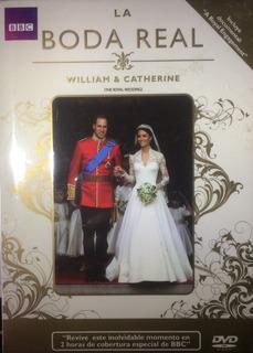 La Boda Real De William & Catherine Dvd