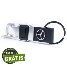 Chaveiro Lanterna Abridor Garrafa Mercedes Benz Frete Grátis
