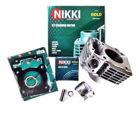 Kit Motor Aumento Cilindrada Titan Fan Bros 150 Para 190 Cc