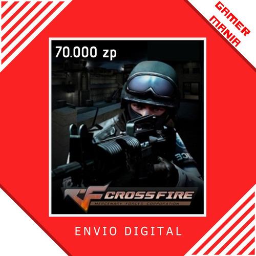 Crossfire Jogo Pc - De 70.000 70k Zp Cash Gift Card