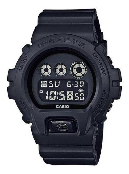 Reloj Casio G-shock Black Out Dw-6900bb-1c