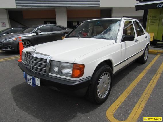 Mercedes Benz Clase E E190