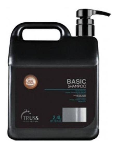 Shampoo Basic Galão 2.4lt Truss