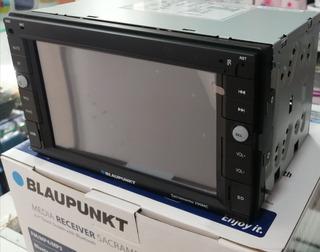 Reproductor De Dvd, Usb, Aux, Blaupunkt