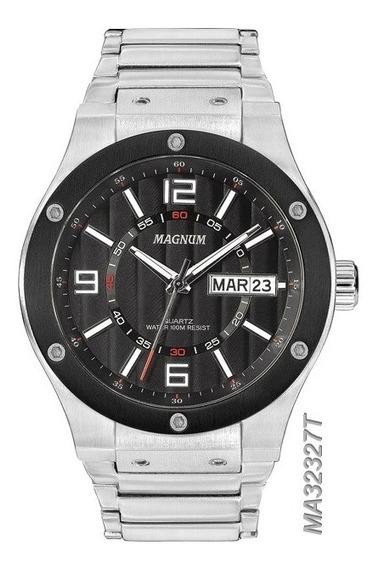 Relógio Magnum Masculino Analógico Ma32327c
