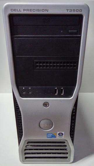 Workstation Dell Precision T3500 6 Gb Ram Ddr3 Hd 2 X 250gb