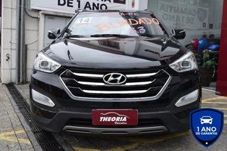Hyundai Santa Fe 3.3 4x4 V6 270cv Blindada