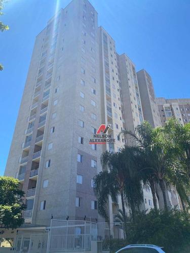 Apartamento Com 2 Dormitórios, 76 M² - Venda Por R$ 550.000,00 Ou Aluguel Por R$ 2.500,00/mês - Presidente Altino - Osasco/sp - Ap0072