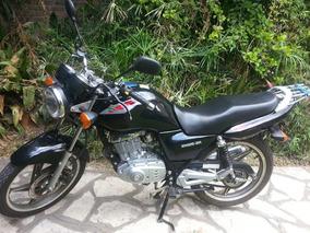Suzuki 125 En 2a 2013 - 6000 Km Reales - Impecable