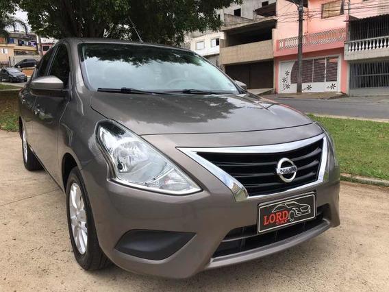 Nissan Versa 1.6 16v Sl Aut. 4p 2017