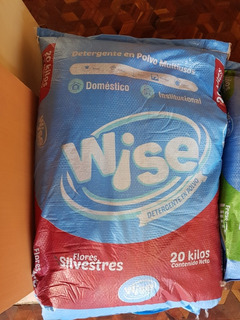 Detergente En Polvo Saco 20 Kilos