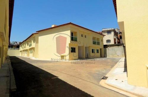 Imagem 1 de 14 de Casa Em Condominio - Jardim Danfer - Ref: 3364 - V-3364