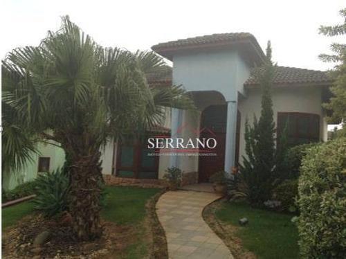 Casa À Venda, 420 M² Por R$ 1.950.000,00 - Condomínio Bosques De Grevílea - Vinhedo/sp - Ca0519