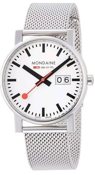 Reloj Mondaine Swiss Made Hombre